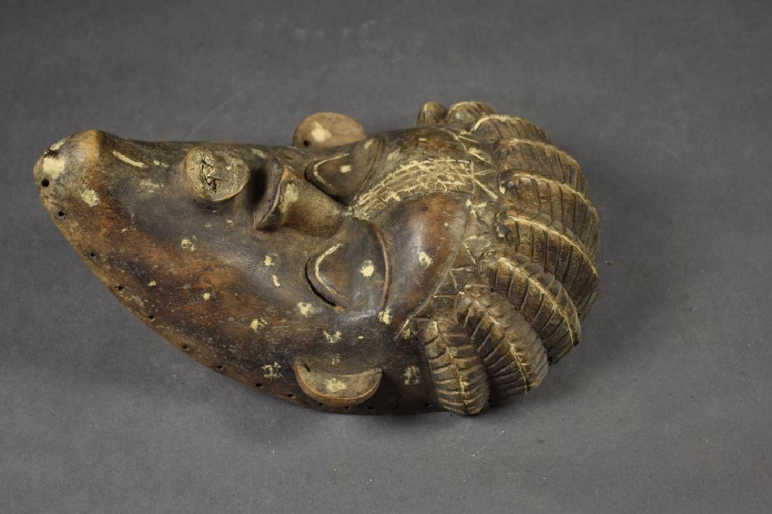 Wyare African Mask - 2