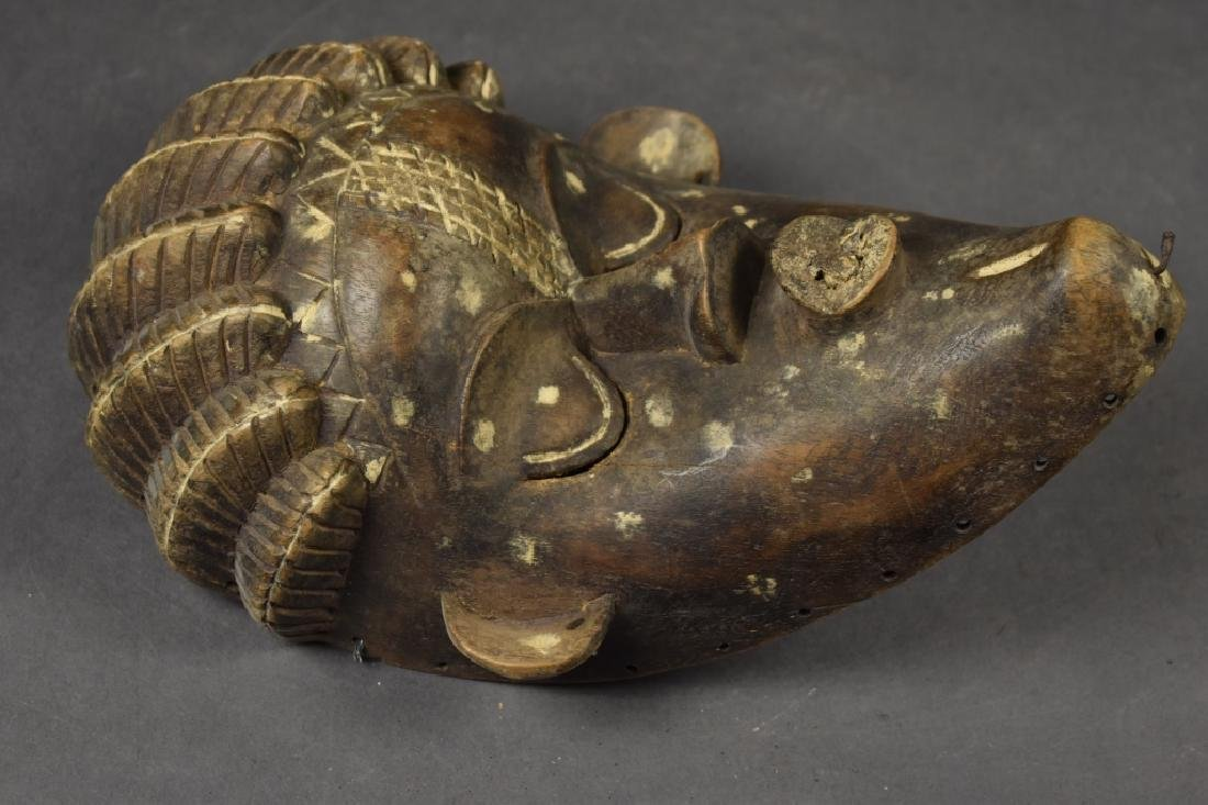 Wyare African Mask - 3