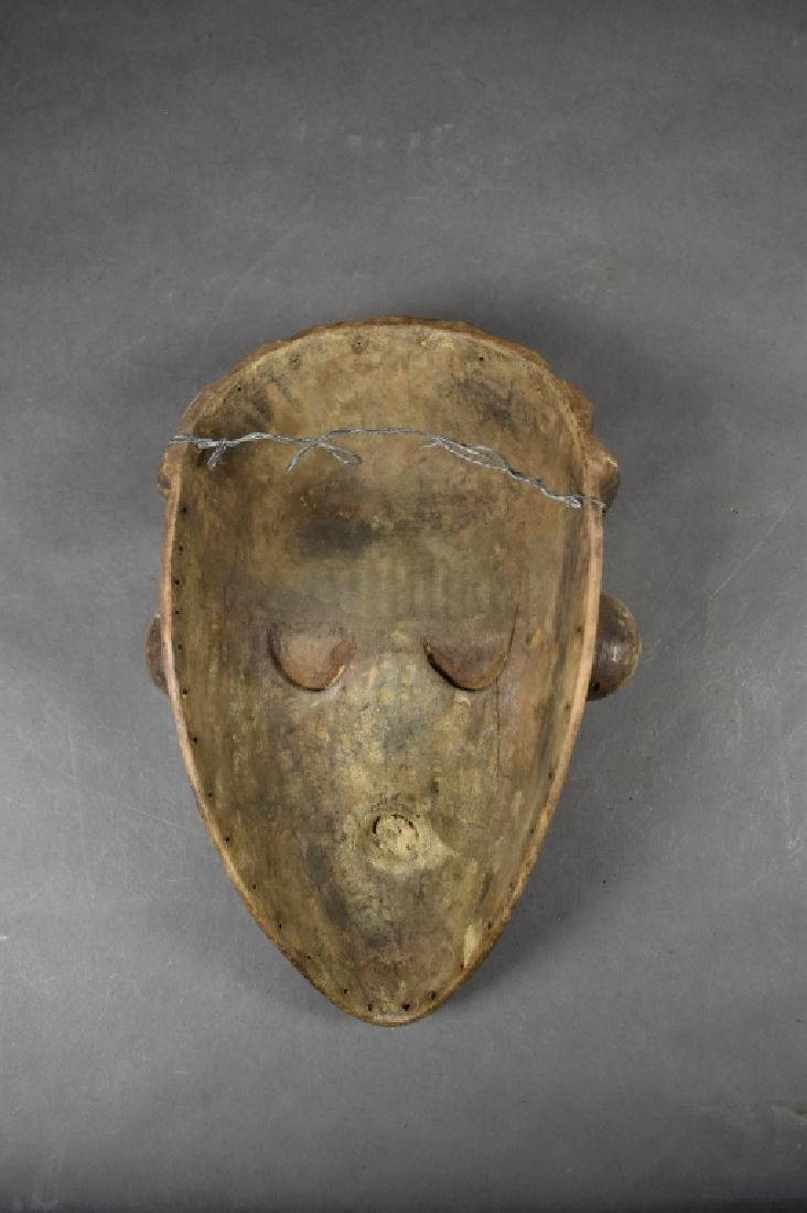 Wyare African Mask - 4