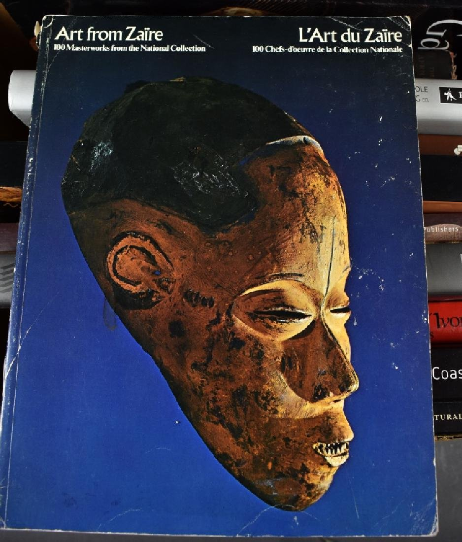 11 Books on African Art from Various Cultures - 3