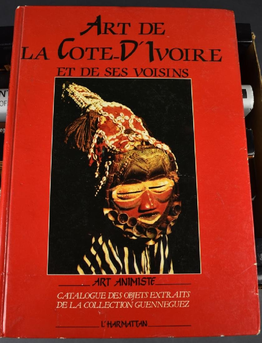 11 Books on African Art from Various Cultures - 4