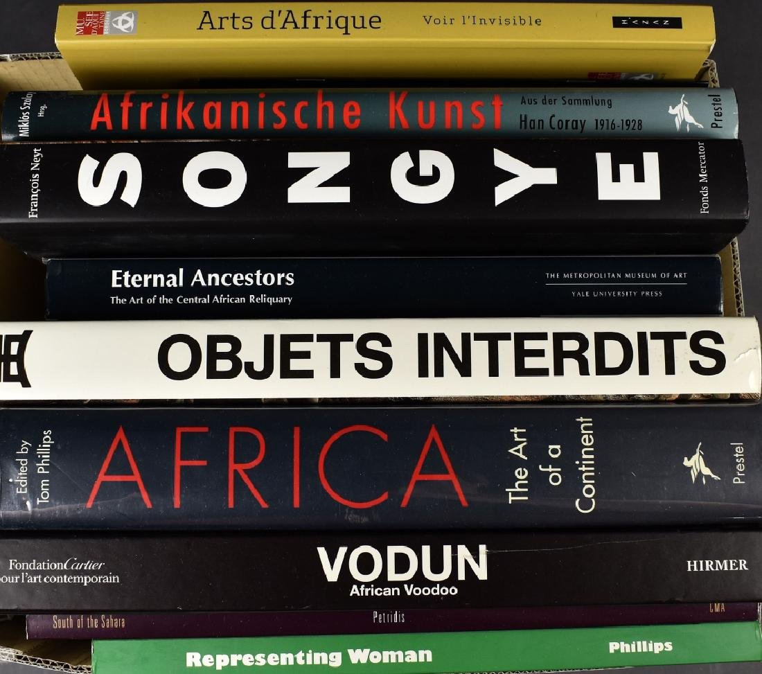 11 Books on African Art