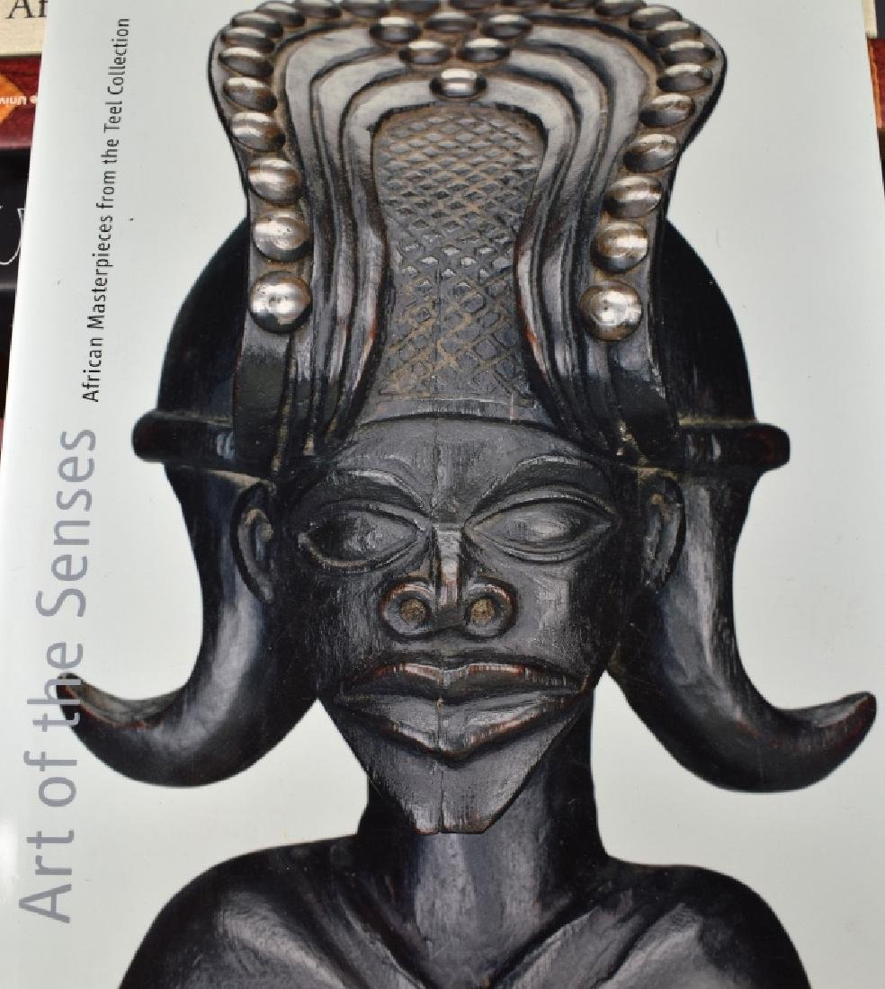 12 Books on African Art Museum Collections - 2