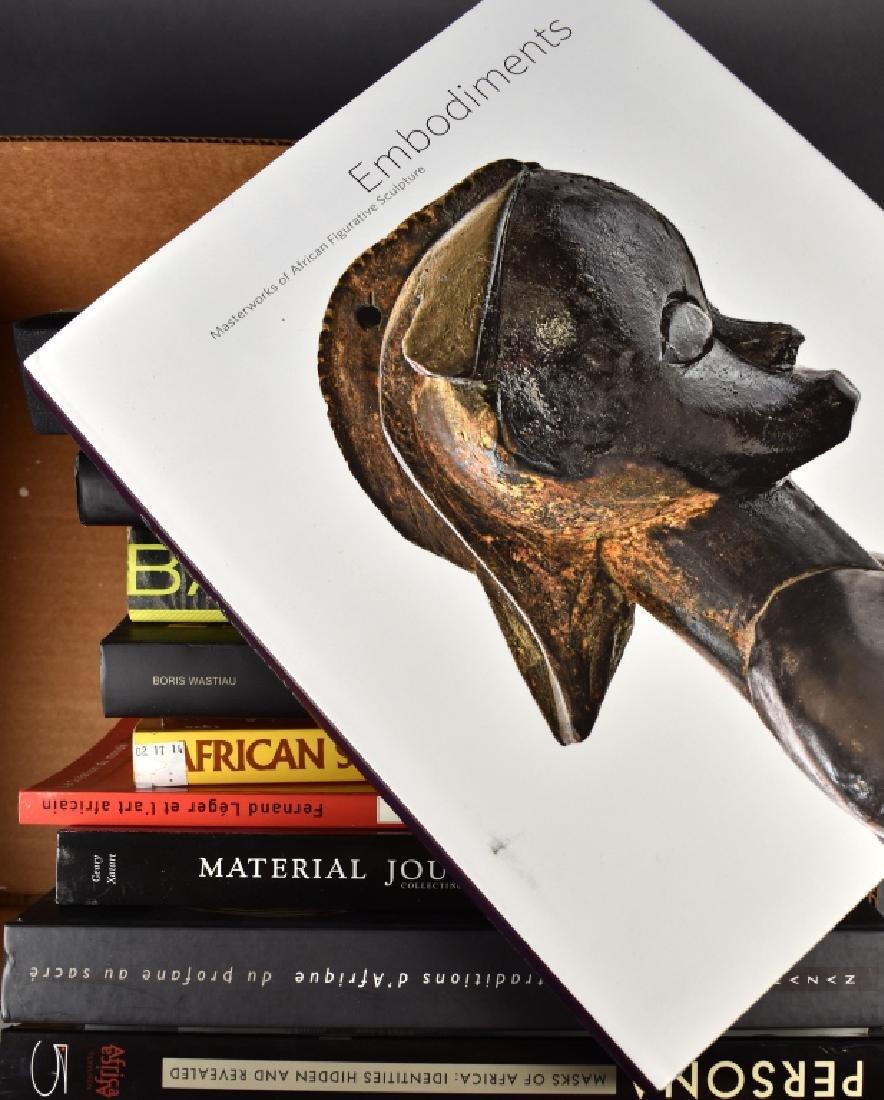 12 Books on African Art - 2