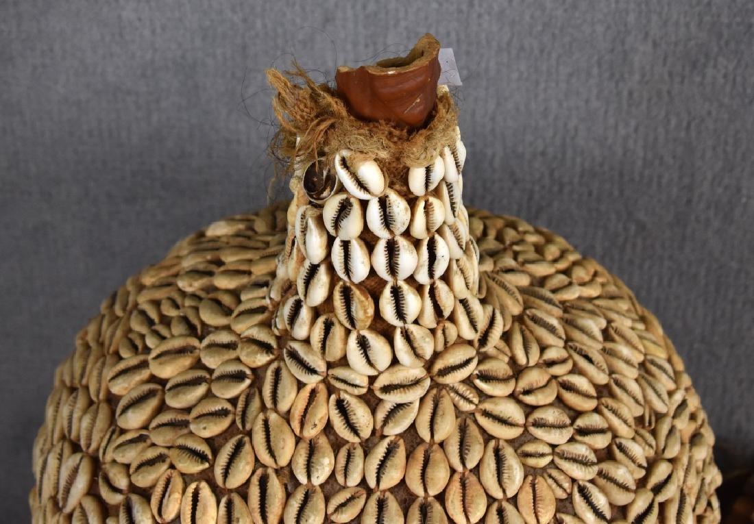 Gourd-Shaped Pottery Vase - 4