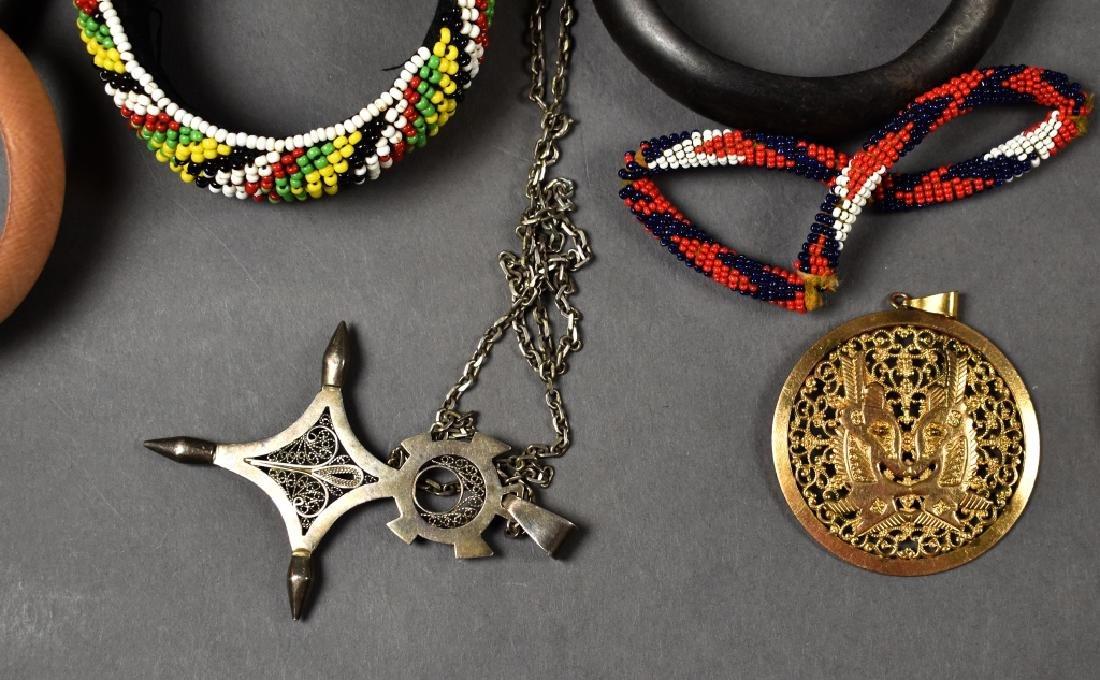 African Jewelry & Decorative Items - 2