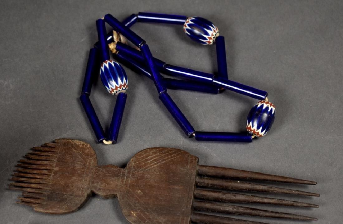 African Jewelry & Decorative Items - 3