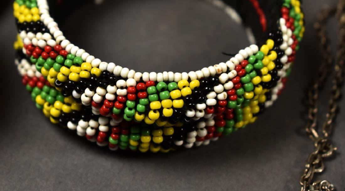 African Jewelry & Decorative Items - 5