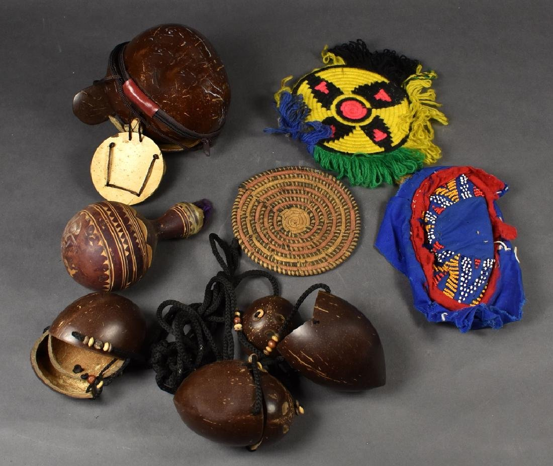Decorative African Items