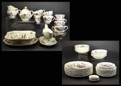 Copeland Spode Gainsborough Dinnerware Set, 53 pc