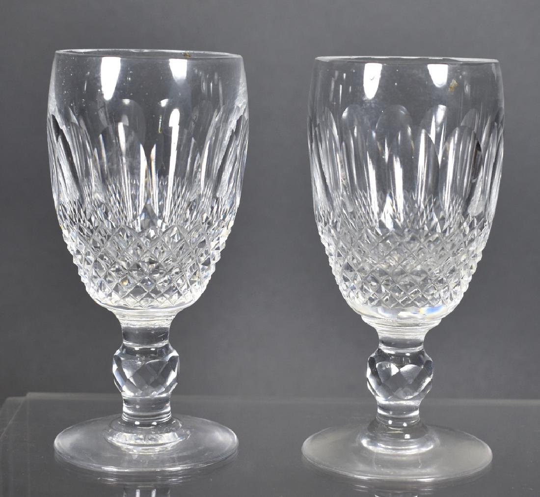 """11 Waterford Sherry Glasses, """"Colleen Encore"""" - 2"""
