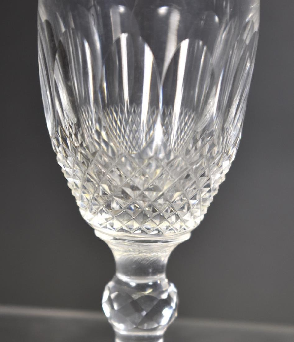 """11 Waterford Sherry Glasses, """"Colleen Encore"""" - 4"""