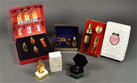 Perfume Collections w/ Presentation Boxes