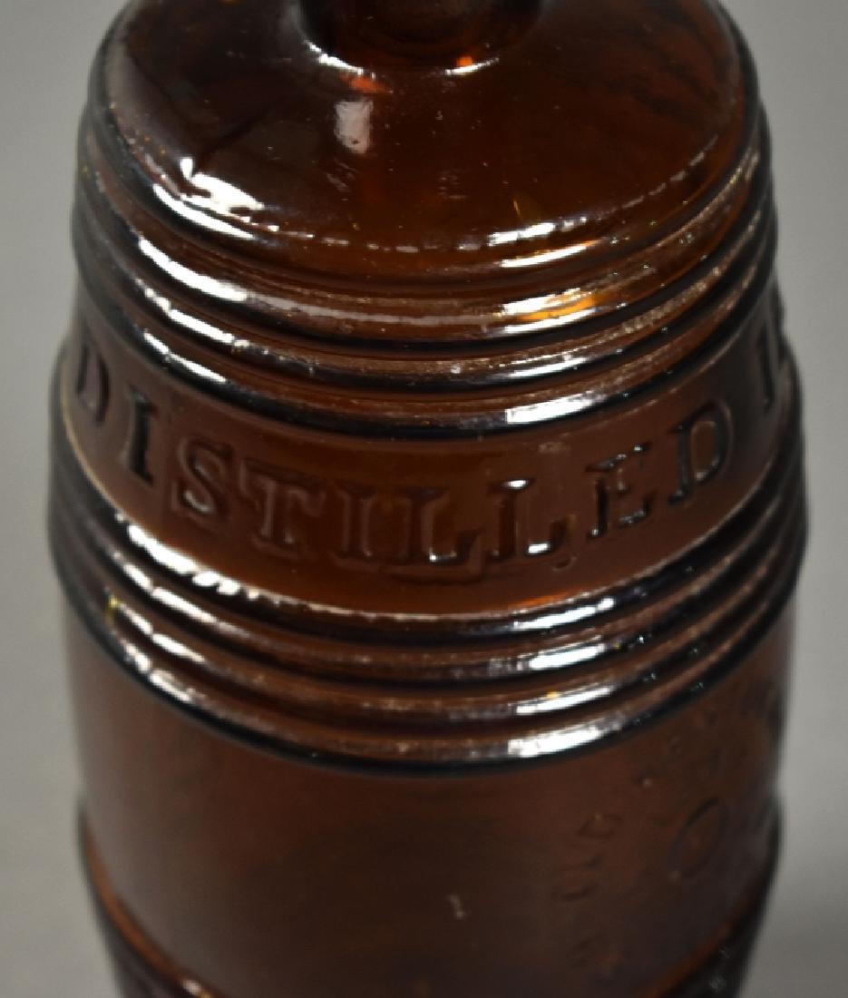 A.M.Bininger & Co. Barrel Whiskey Bottle - 2