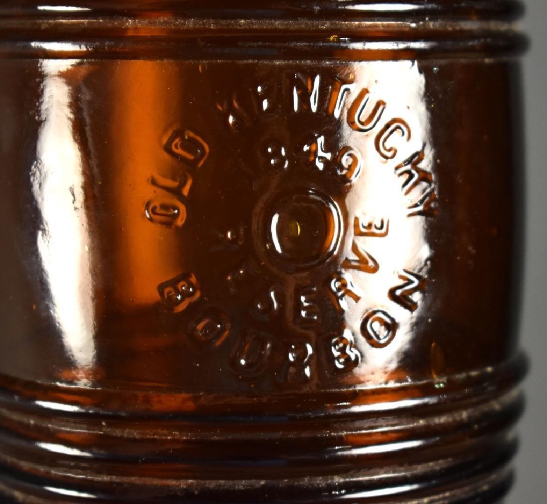 A.M.Bininger & Co. Barrel Whiskey Bottle - 4