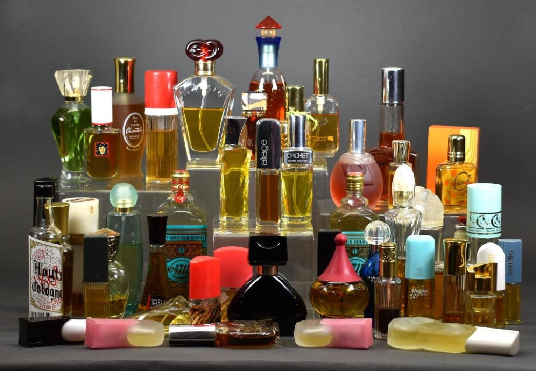 100 plus Collection of Perfumes, Bottles and Boxes - 3