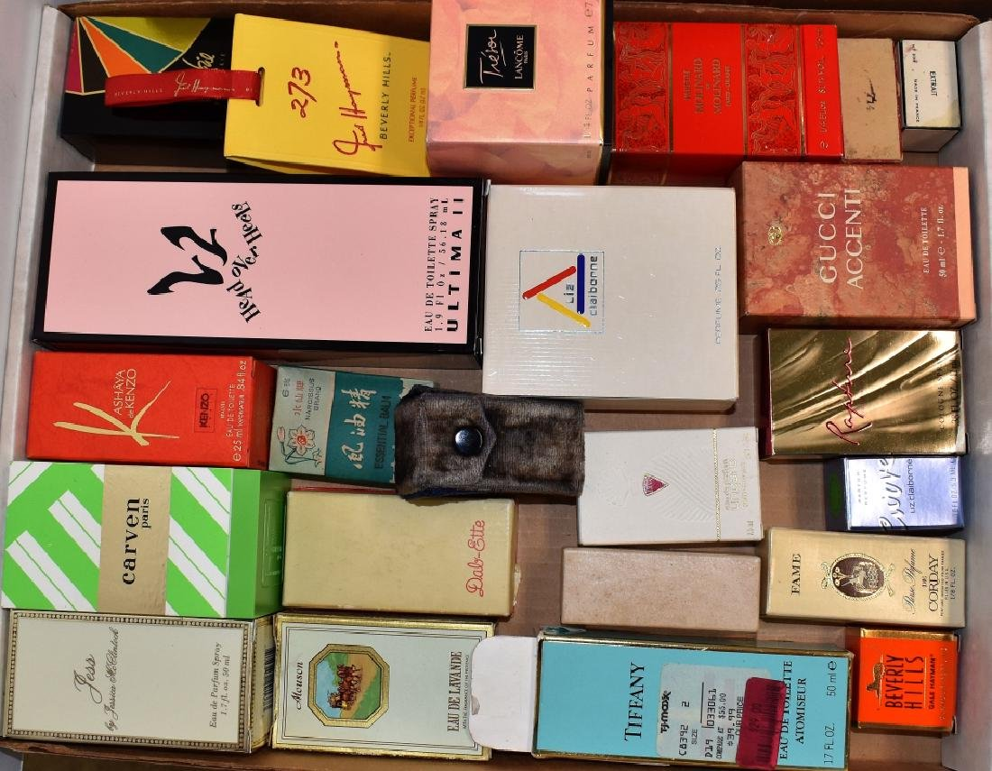 100 plus Collection of Perfumes, Bottles and Boxes - 7