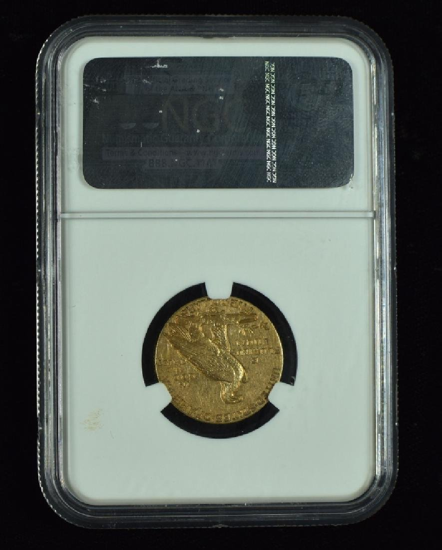 1909-O Indian $5 Gold Coin This is the KEY coin in this - 2