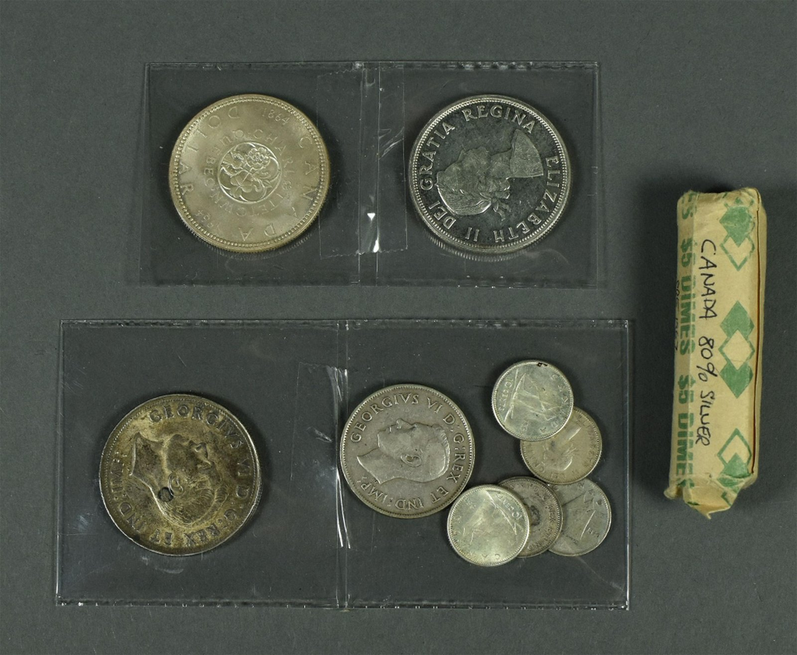 Foreign Coin Silver Lot