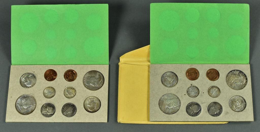 Very Scarce 1958 Double Mint Set