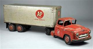 Lumar AP Supermarkets Truck & Trailer