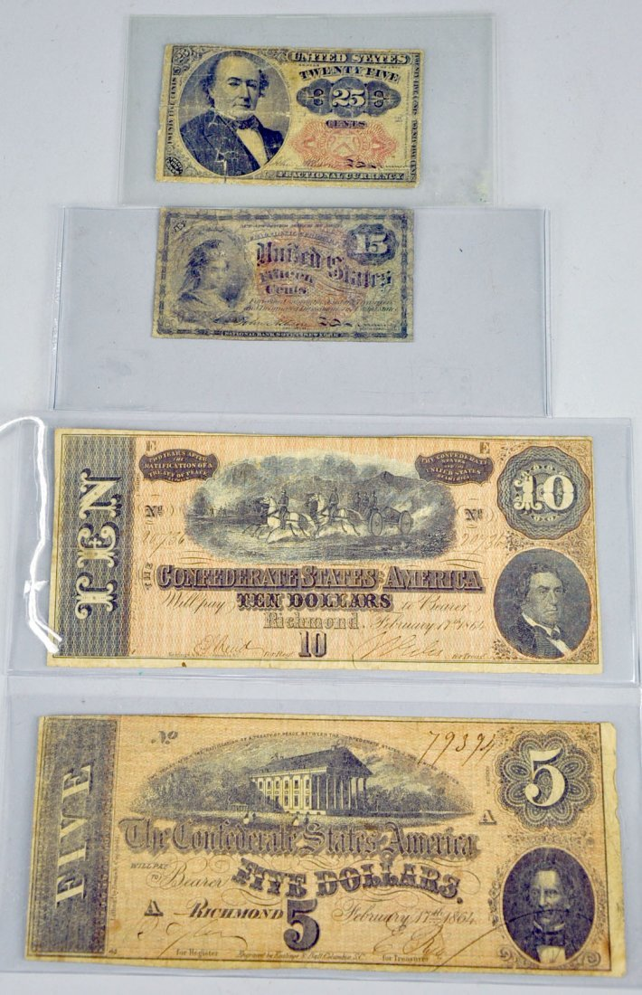 Obsolete Currency Lot