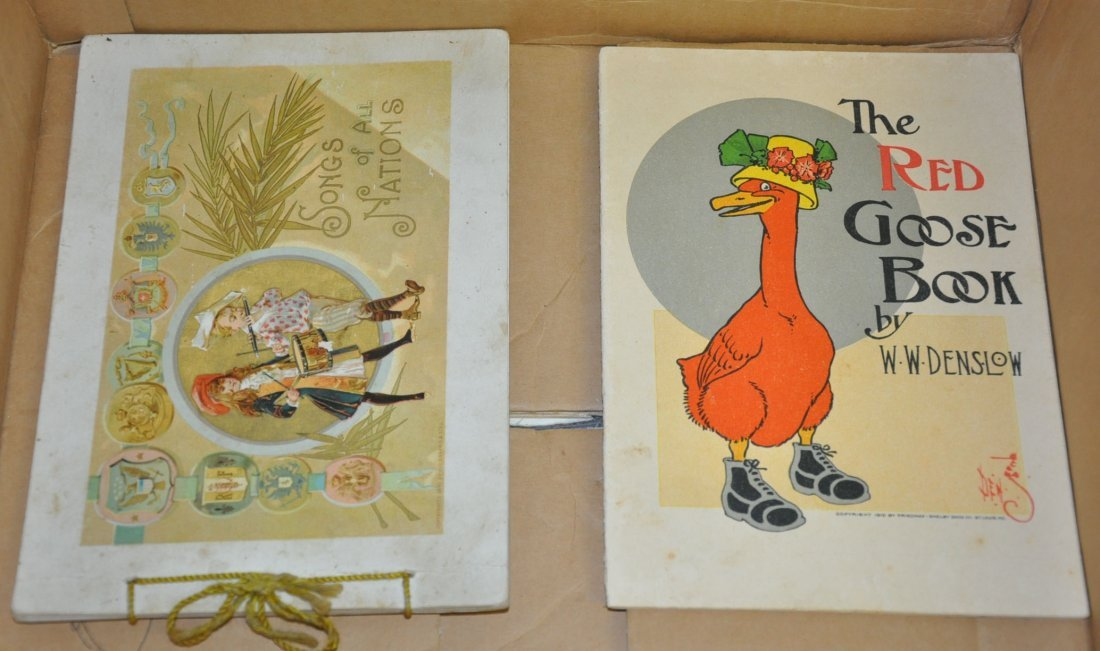 Bx - Two Children's Illustrated Books