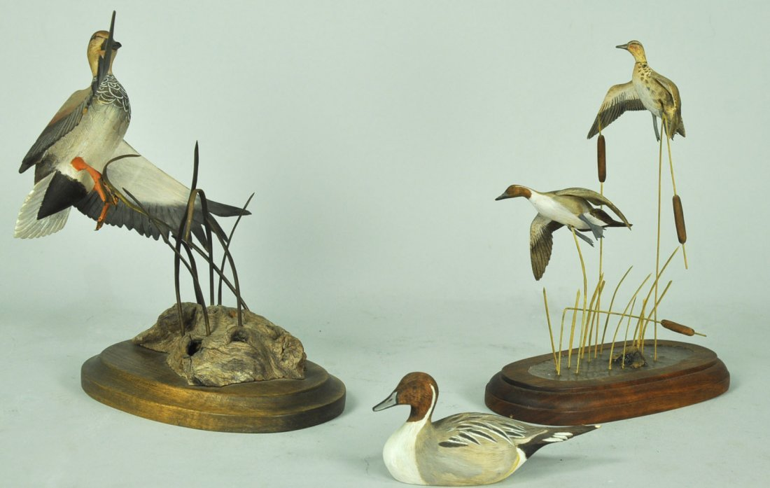 Two Miniature Decoy Groups and Miniature Decoy