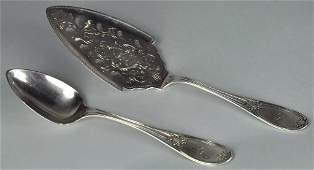 Tiffany Young  Ellis American Coin Silver
