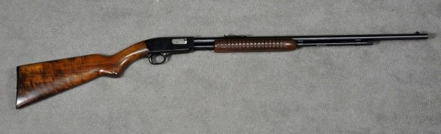 Winchester Model 61 Rifle in .22 S, L, LR