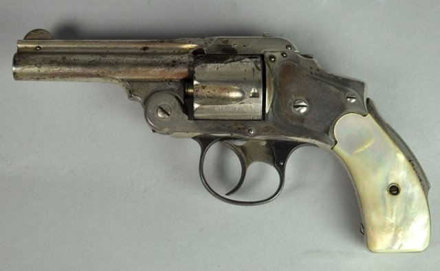 Smith & Wesson 2nd Model Safety Revolver