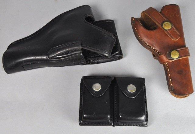 Smith & Wesson Pistol Holder & Clip Holster