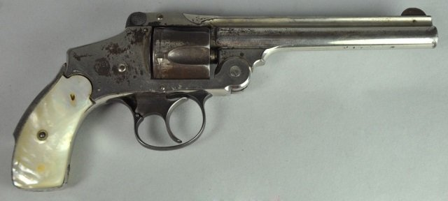 Smith & Wesson Safety .38 4th Model Revolver