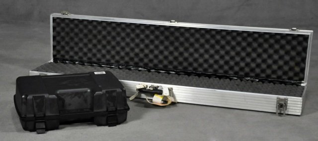 Hard Shell Plastic Pistol Case