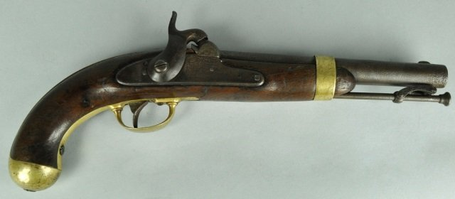 Model 1842 Percussion Pistol by Palmetto Armory