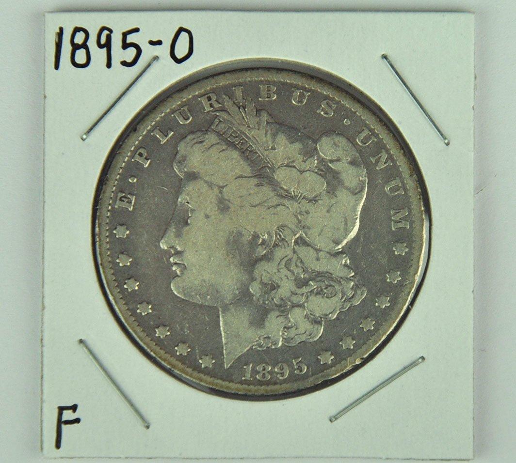 1895-O Morgan Dollar
