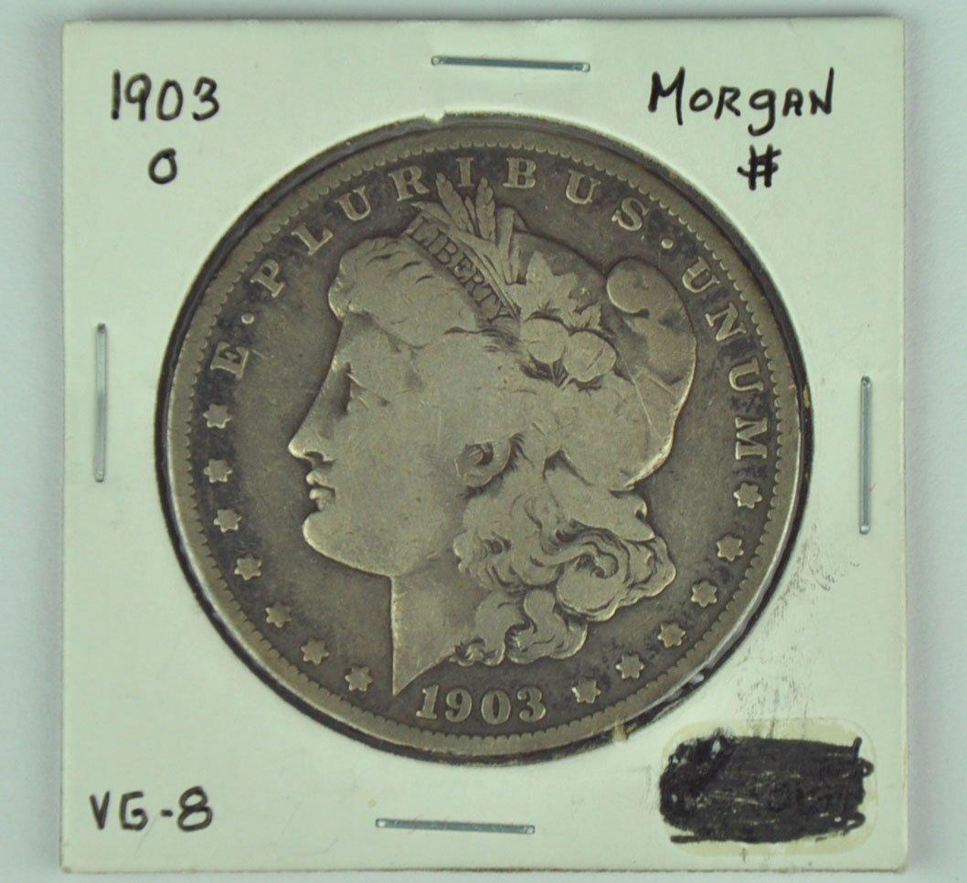 Rare 1903-O Morgan Dollar