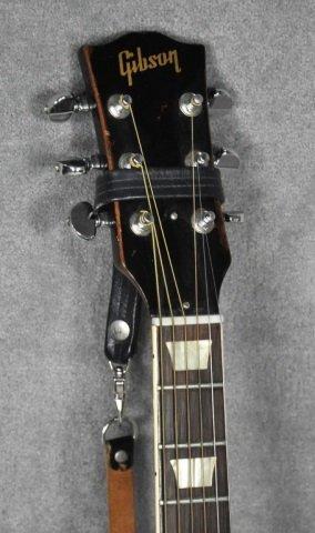 1960 Gibson L-50 Sunburst Acoustic Guitar - 4