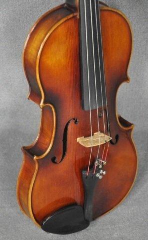 1966 E.R. Pfretzschner Violin, Mittenwald OBB - 5