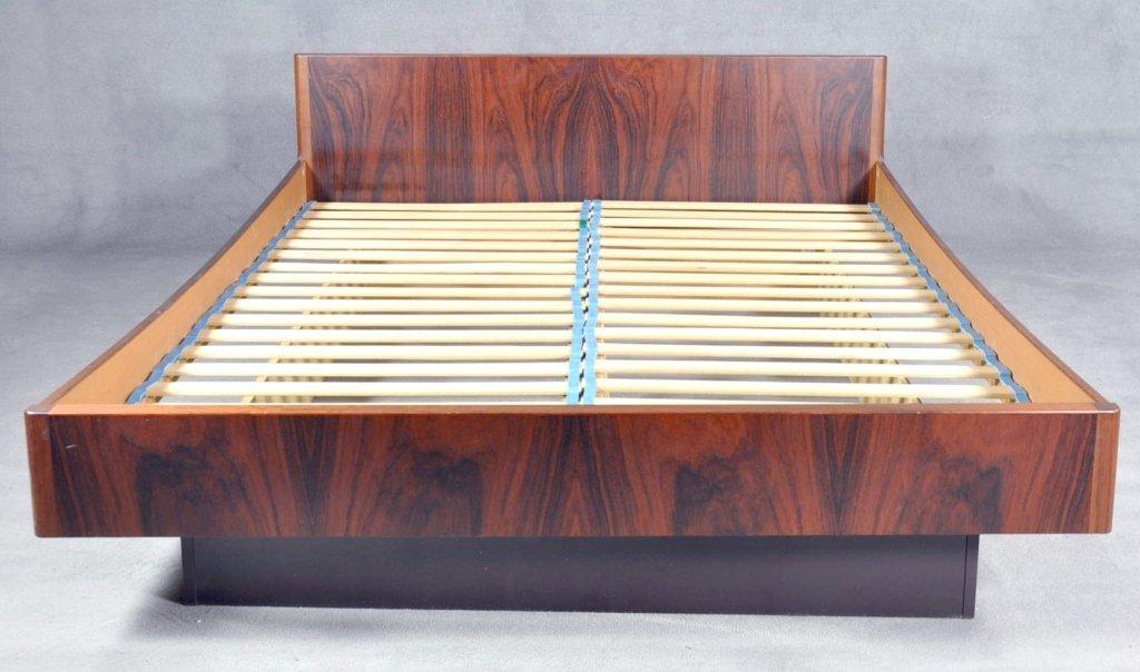 W.B. Mobler Danish Modern Platform Bed - 2