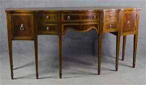Hickory Chair Co Mahogany Sideboard