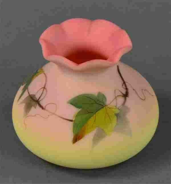 Queen's Burmese Posy Vase