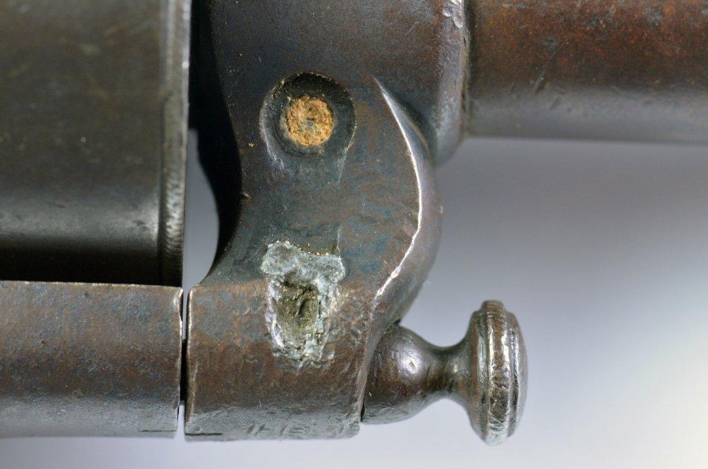 Confederate Lemat 9-Shot .42 Caliber Pistol - 4