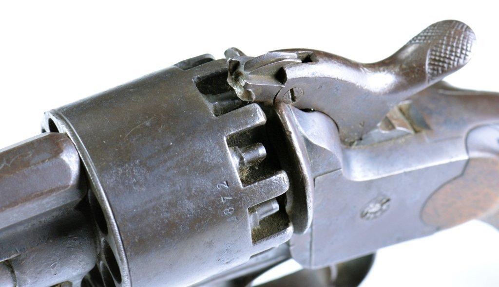 Confederate Lemat 9-Shot .42 Caliber Pistol - 9