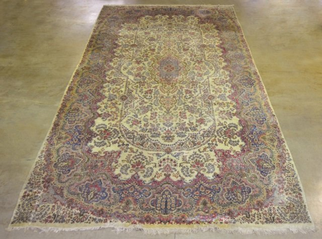 Palace Size Wool on Cotton Oriental Rug