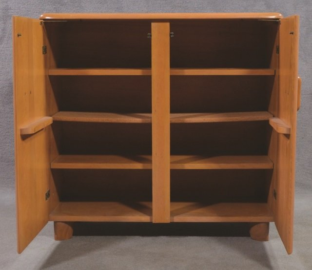 Maple Heywood-Wakefield Compact Sideboard - 3