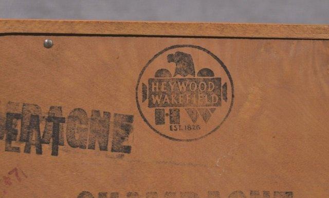 Maple Heywood-Wakefield Compact Sideboard - 7