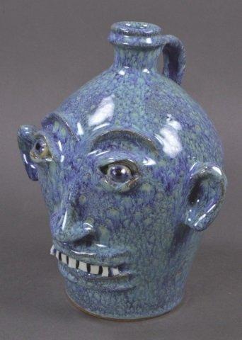 Marvin Bailey Face Jug - 2