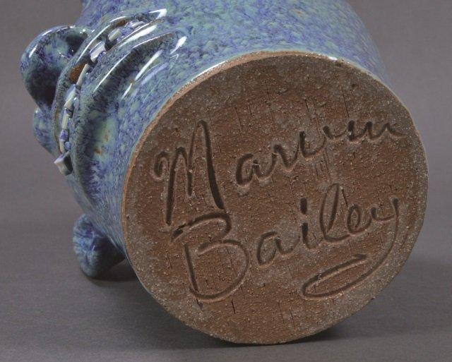 Marvin Bailey Face Jug - 4