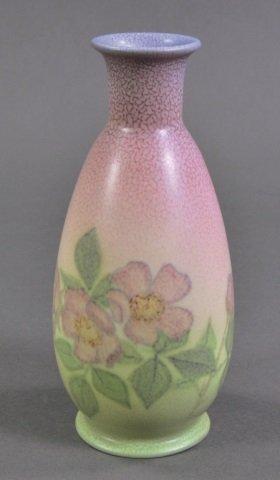 Rookwood Kataro Shirayamadani Floral Vase